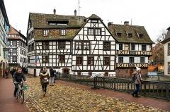 Immeuble -  Strasbourg (Alsace, France)