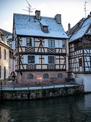 Immeuble -  Strasbourg, décembre 2018