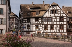 Immeuble -  Straßburg im Sommer 2013