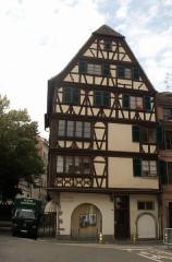 Maison -  Place Saint-Etienne, Strasbourg