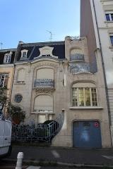 Hôtel Brion, puis pension de famille appelée Hôtel Marguerite -  IMG_1234