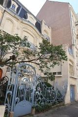 Hôtel Brion, puis pension de famille appelée Hôtel Marguerite -  IMG_1235
