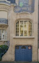 Hôtel Brion, puis pension de famille appelée Hôtel Marguerite -  Cet hôtel particulier servit aussi comme pension de famille sous le nom d'Hôtel Marguerite.