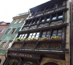 Maison - Deutsch: Das Restaurant