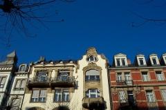 Immeuble -  Strasbourg, France.