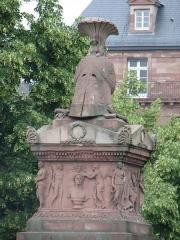 Monument du Général Desaix -  Strasbourg (Franta) -