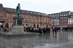 Monument du général Kléber - German civil engineer and photographer