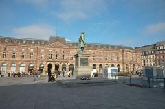 Monument du général Kléber -  DSC_6744