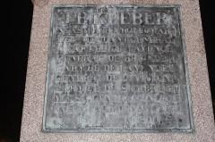 Monument du général Kléber - English: Strasbourg, France