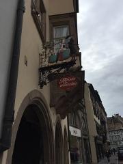 Musée alsacien -  MUSEE ALSACIEN, Strasbourg