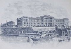 Palais Universitaire -