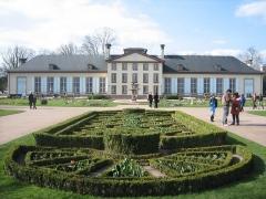 Parc de l'Orangerie - Pavillon Joséphine (Sud-Est) dans le parc de l'Orangerie, Strasbourg, France