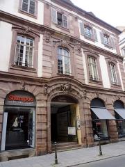 Ancien hôtel de la Tribu des Marchands ou Poêle du Miroir -  P1060172
