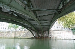 Pont Saint-Thomas -  Bridge @ Petite France @ Grande Ile @ Strasbourg