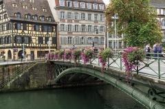 Pont Saint-Thomas -  Petite-France, 67000 Strasbourg, France