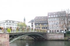 Pont Saint-Thomas - English: Strasbourg, France