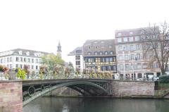 Pont Saint-Thomas - English: Strasbourg, France