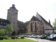 Tour -  Place de l'Hopital, Strasbourg