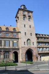 Tour -  Porte de l'Hôpital, Strasbourg