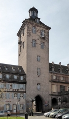 Tour - Deutsch: Das Spitaltor in Straßburg von Norden gesehen.