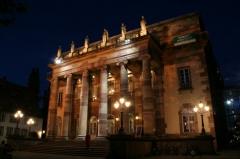 Théâtre municipal, actuellement Opéra du Rhin -  L'Opéra du Rhin à Strasbourg