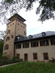 Tour et pavillon de plaisance, dits Breuscheckschlössel - Français:   Tour du Schloessel