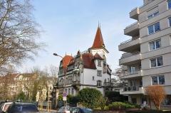 Villa Osterloff -  10 Rue des Arquebusiers, Strasbourg, Alsace, France