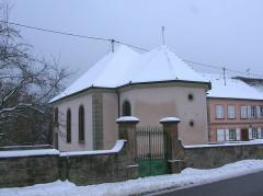 Synagogue - Alemannisch: Synàgog vun Struth, Unterelsàss