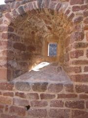 Ruines du château Wangenbourg -  Château de Wangenbourg (XIIIe siècle).Détails