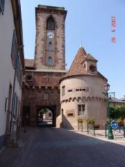 Restes de l'ancien château -  Wasselonne 2