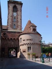 Restes de l'ancien château -  Wasselonne 3