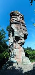 Ruines du château du Vieux-Windstein -  DSC_6715 - DSC_6718