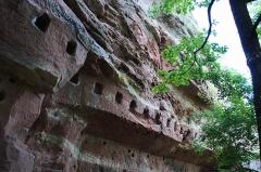Ruines du château du Vieux-Windstein -  DSC_6656
