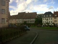 Maison Wagenführer - English: Quai Anselmann (Wissembourg)
