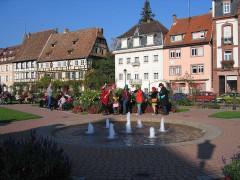 Maison Wagenführer - Deutsch: Wissembourg, Frankreich