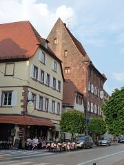 Ancienne Maison Bürgerhof - English: Wissembourg