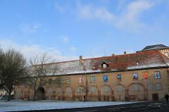 Ancien hôpital militaire et bourgeois -  Haguenau