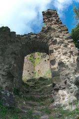 Château de Dreistein -  DSC_2398 - DSC_2402
