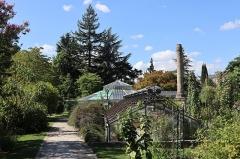 Jardin botanique -  jardin botanique de Strasbourg