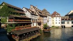 Anciennes glacières - Português: Estrasburgo, a cidade dos canais