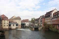Anciennes glacières - English: Strasbourg, France