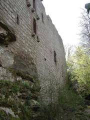 Château de l'Oedenbourg ou Petit-Koenigsbourg -  Die Oedenburg nahe der Haut-Kœnigsbourg