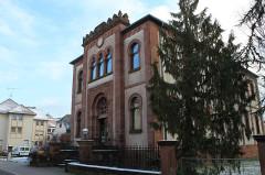 Synagogue -  Niederbronn-les-Bains