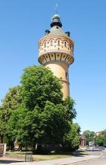 Château d'eau - Deutsch: Wasserturm von Sélestat