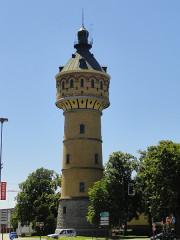 Château d'eau -  selestat_chateau_deau