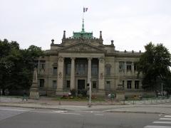 Palais de Justice -  Palais de Justice de Strasbourg