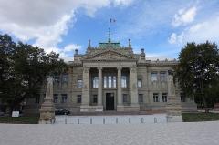 Palais de Justice -  Tribunal de Grande Instance @ Strasbourg