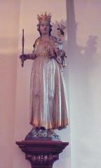 Eglise de pèlerinage de la Visitation de la Bienheureuse Vierge Marie, dite Chapelle Notre-Dame-des-Trois-Epis -  Maria