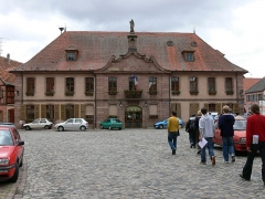 Hôtel de ville -  Rathaus (Hôtel de Ville) von Bergheim im Elsass, 2006