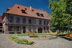 Hôtel de ville - Français:   Bergheim, hôtel de ville